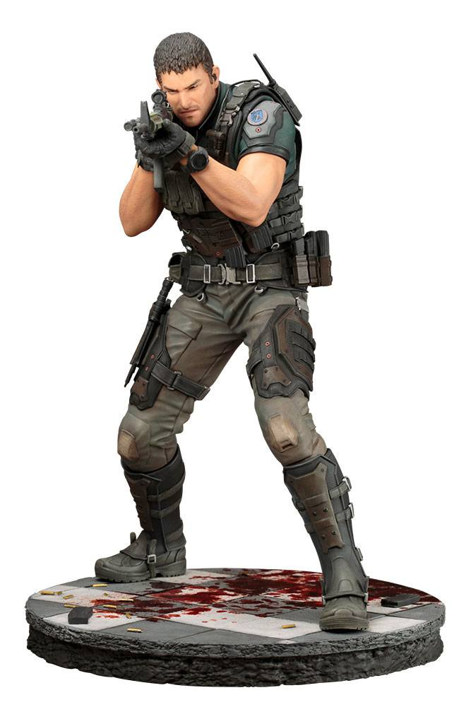 Resident Evil: Vendetta Statue 1/6 Chris Redfield 29 cm