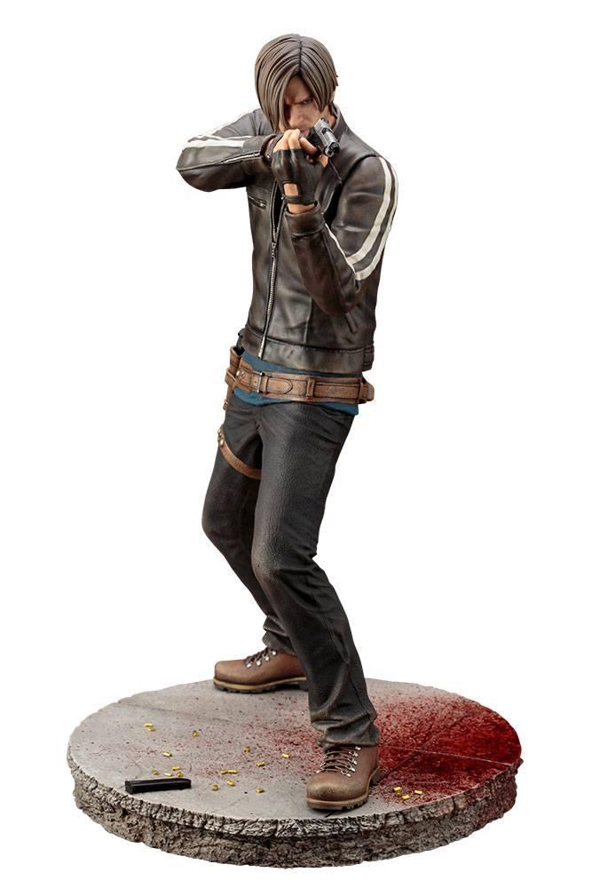 Resident Evil: Vendetta Statue 1/6 Leon S. Kennedy 28 cm