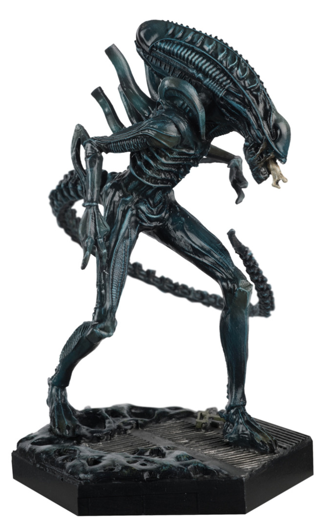 Alien Predator: Figure Collection #7 Xenomorph Warrior from Aliens