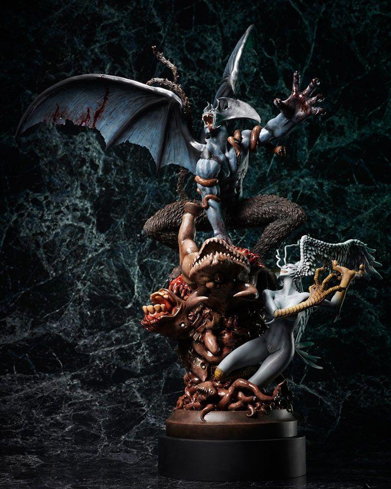 Devilman Crybaby Statue Devilman Real Color Ver. 70 cm