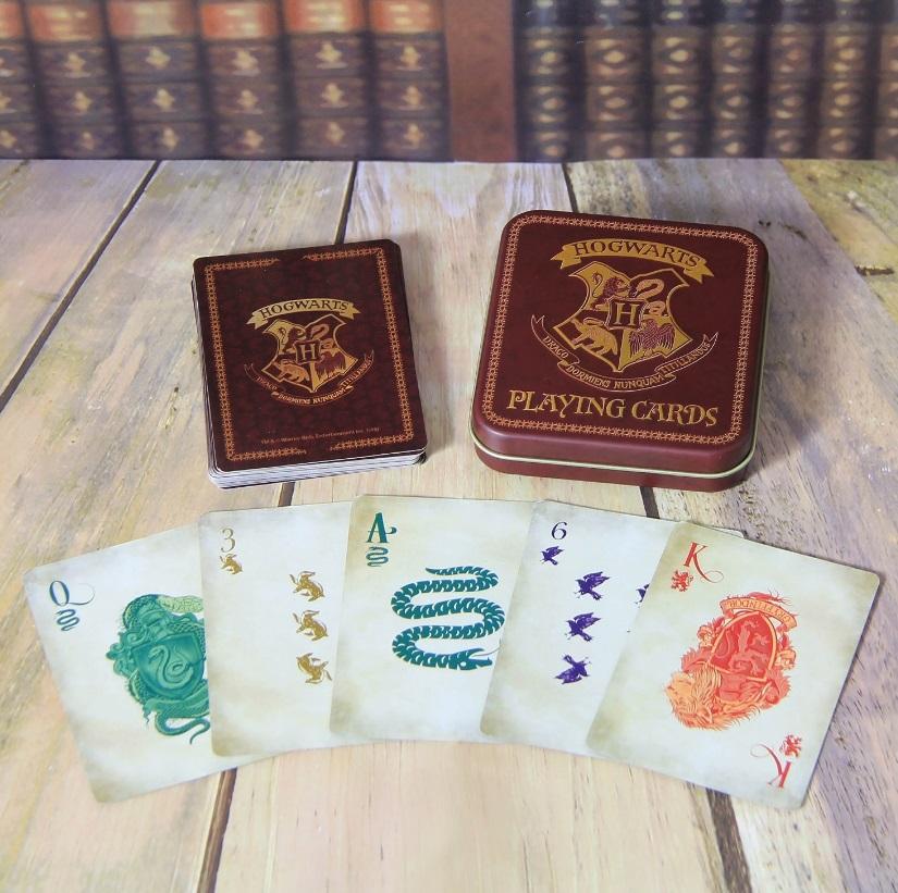 Baralho de Cartas Harry Potter: Hogwarts