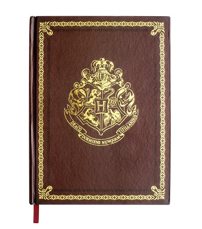 Harry Potter: Hogwarts Notebook