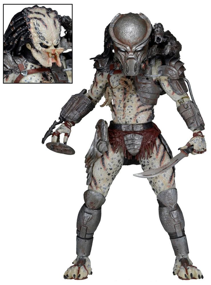 Ghost Predator Action Figure 20 cm