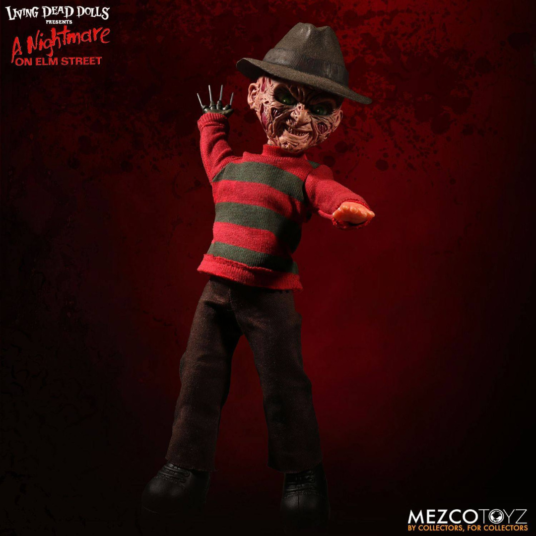 Nightmare on Elm Street Talking Freddy Krueger 25 cm