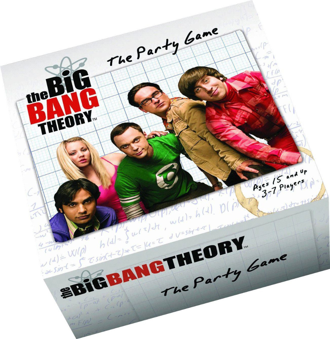 Big Bang Theory Party Game *English Version*
