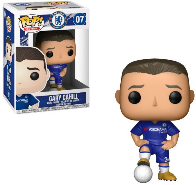 EPL POP! Football Vinyl Figure Gary Cahill (Chelsea) 10 cm