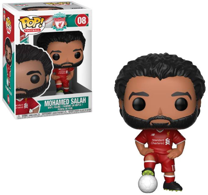 EPL POP! Football Vinyl Figure Mohamed Salah (Liverpool) 10 cm