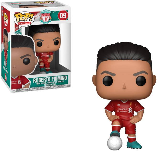 EPL POP! Football Vinyl Figure Roberto Firmino (Liverpool) 10 cm