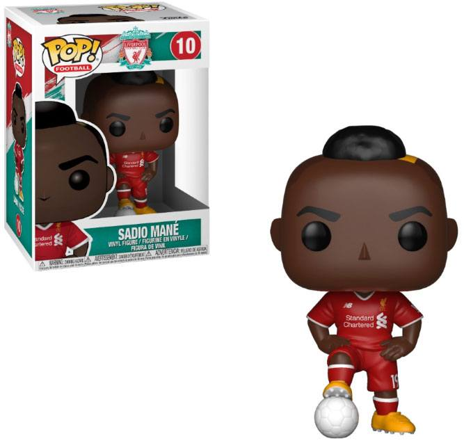 EPL POP! Football Vinyl Figure Sadio Mane (Liverpool) 10 cm