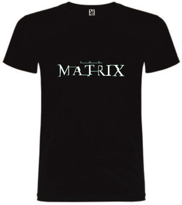 T-Shirt The Matrix Tamanho M