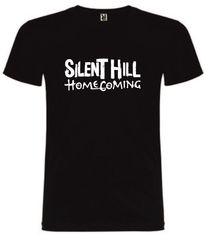 T-Shirt Silent Hill Homecoming Tamanho M