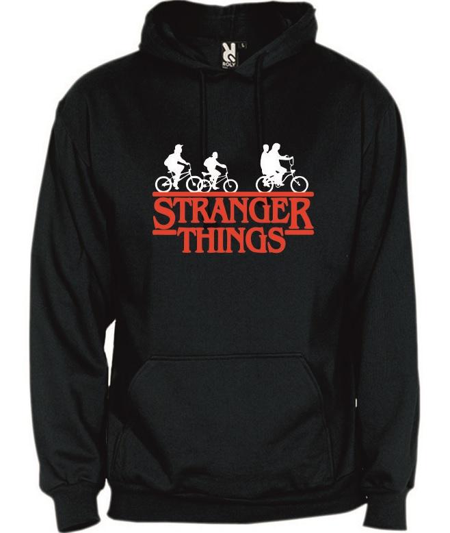 Hoodie Stranger Things Tamanho M