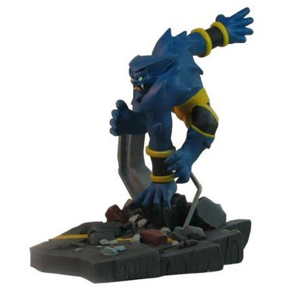 Marvel Civil War Beast Resin Statue 18 cm