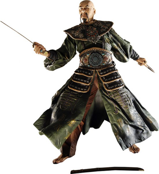 Pirates of the Caribbean 3 Action Figure Sao Feng 15 cm
