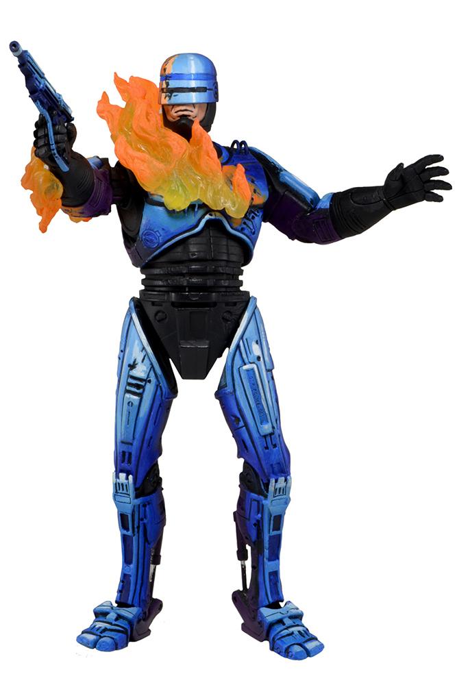 Robocop VS Terminator Action Figure Serie 2 Robocop Damage 17 cm