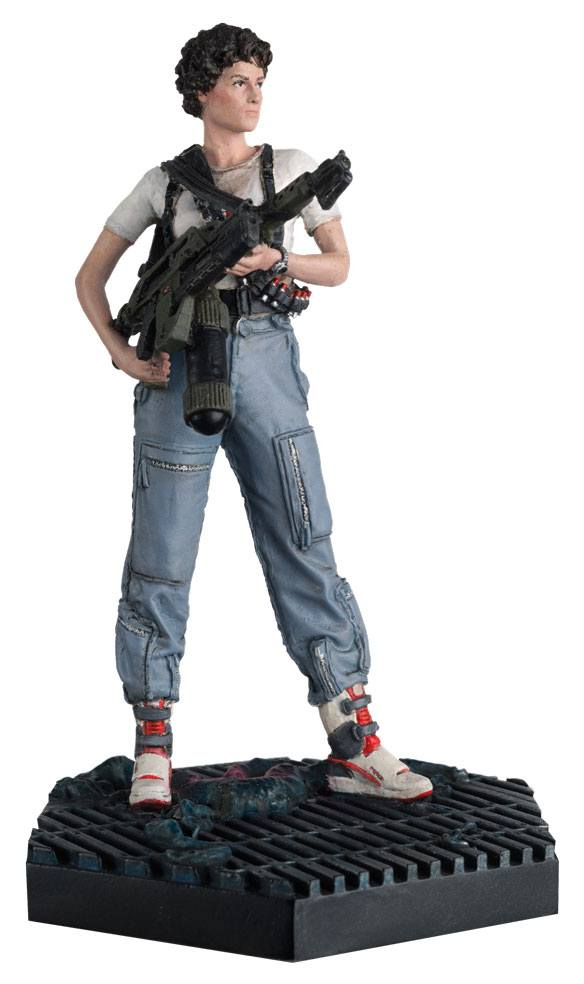 The Alien & Predator Figurine Collection Lieutenant Ripley (Aliens) 13 cm