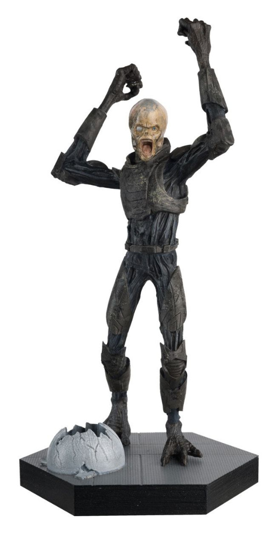 The Alien & Predator Figurine Collection Mutated Fifield (Prometheus) 15 cm