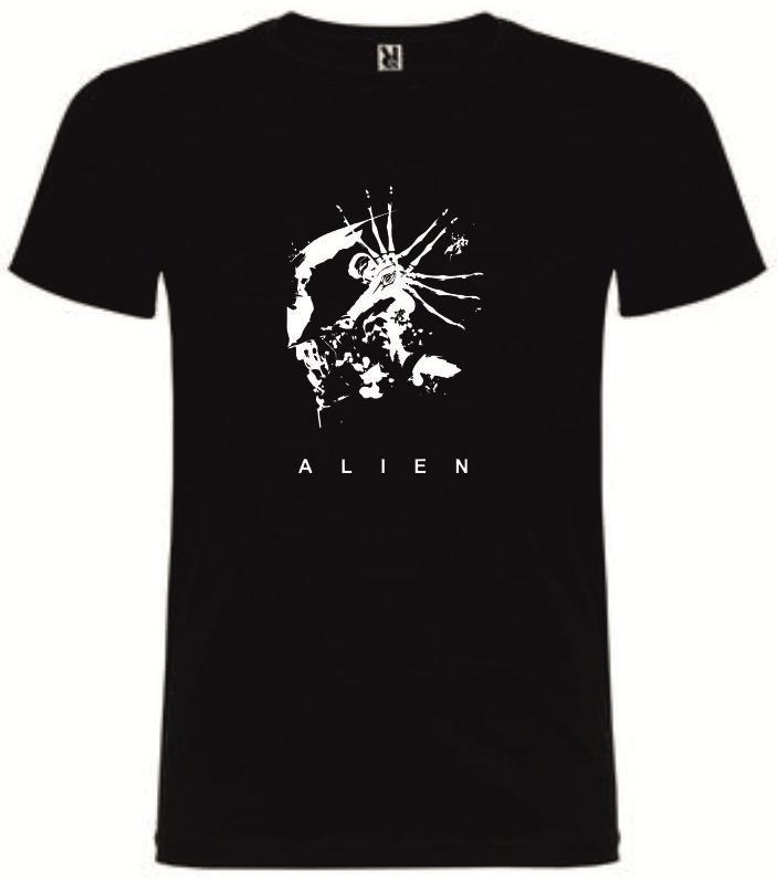 T-Shirt Alien Tamanho L