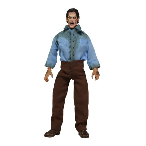 Deadite Ash Clothed Evil Dead 2 Action Figure 20 cm