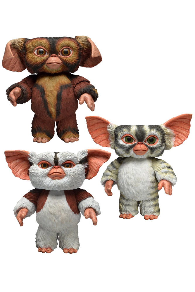 Gremlins Mogwais Action Figures 12 cm Series 4 Pack