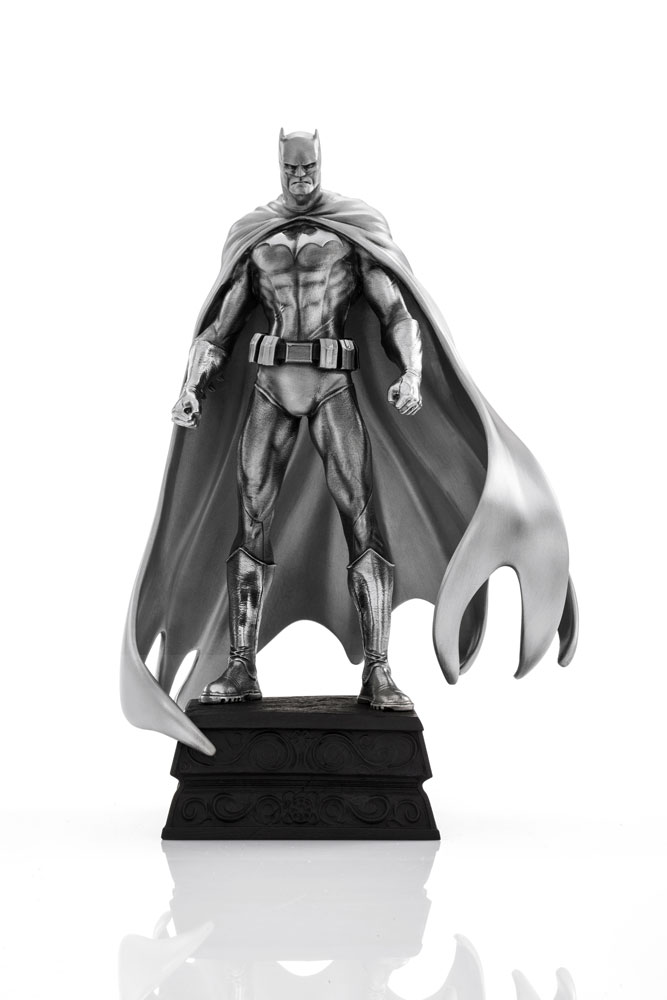DC Comic Pewter Collectible Statue 1/12 Batman 15 cm