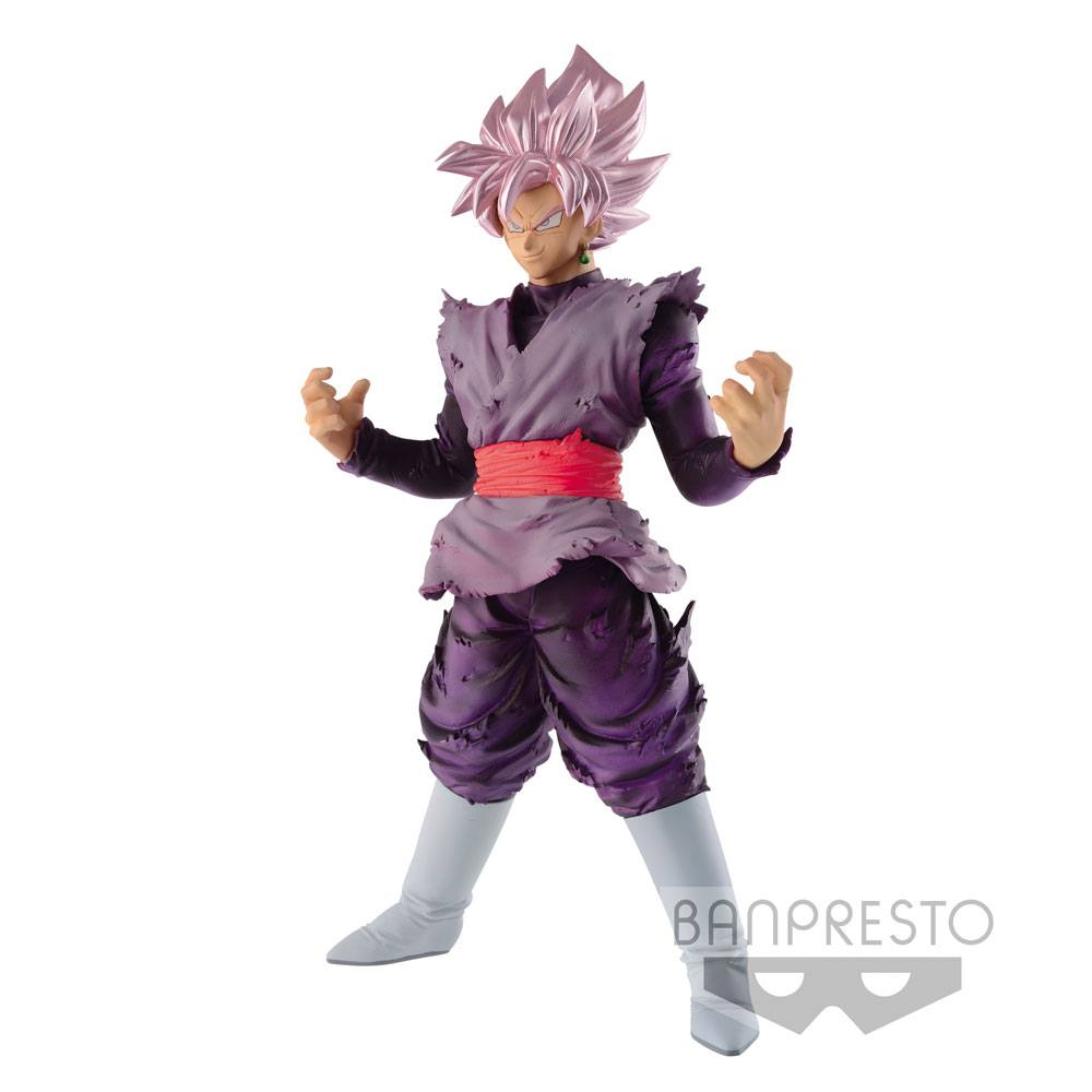 Dragonball Z Blood of Saiyans Figure Super Saiyan Rose 18 cm