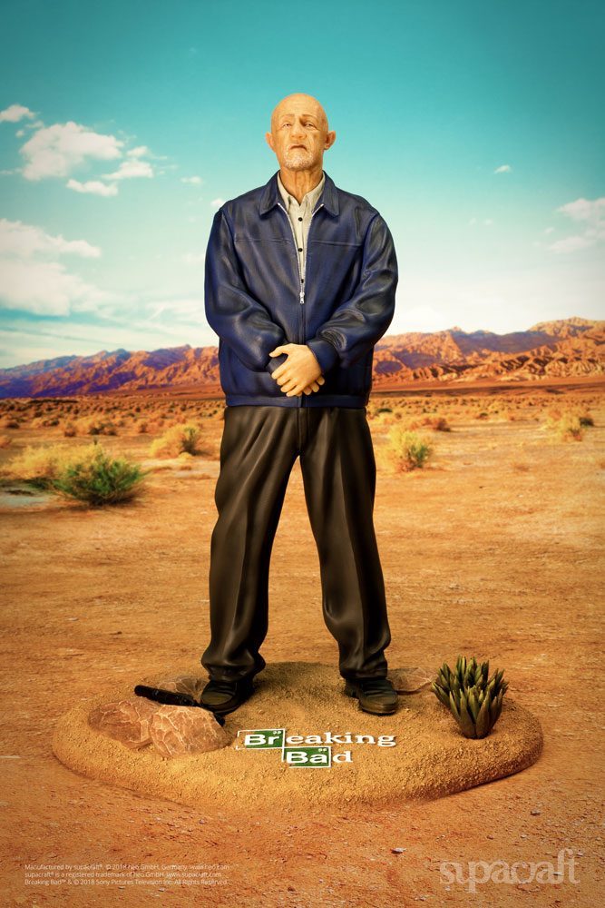 Breaking Bad™ Statue 1/4 Mike Ehrmantraut 45 cm