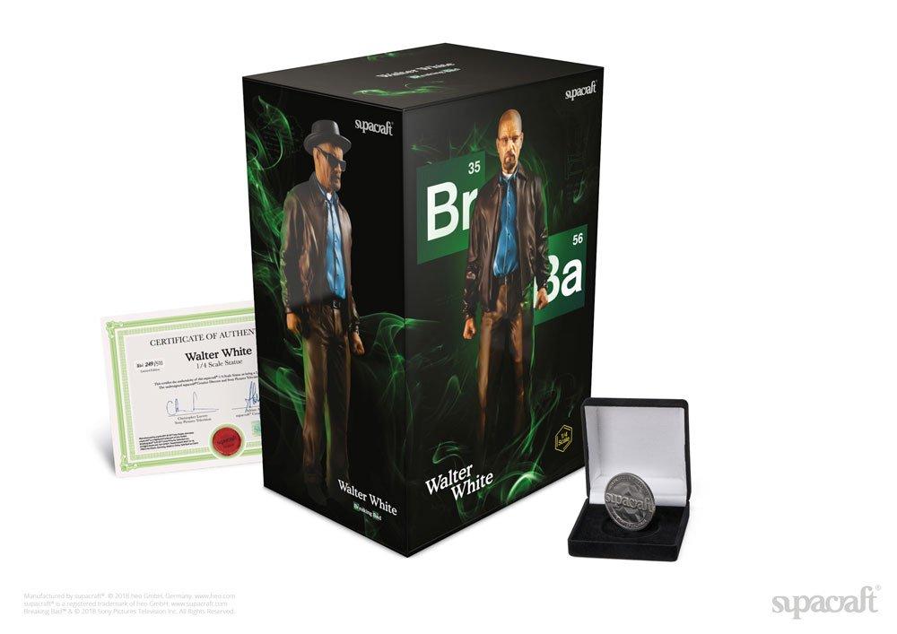 Breaking Bad™ Statue 1/4 Walter White 47 cm