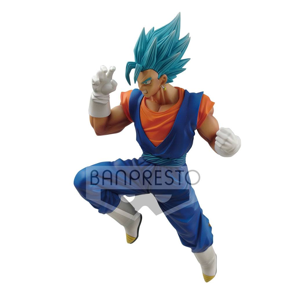 Dragonball Super In Flight Fighting Figure Super Saiyan Blue Vegito 20 cm