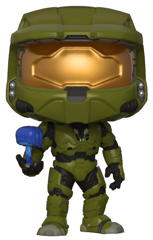 Halo POP! Games Vinyl Figure Master Chief with Cortana 10 cm