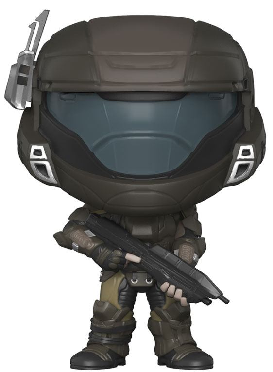 Halo POP! Games Vinyl Figure ODST Buck 10 cm