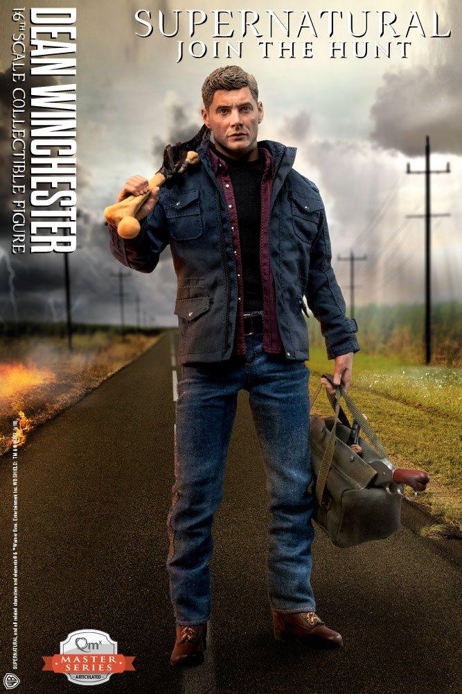 Supernatural Master Series Action Figure 1/6 Dean Winchester 31 cm