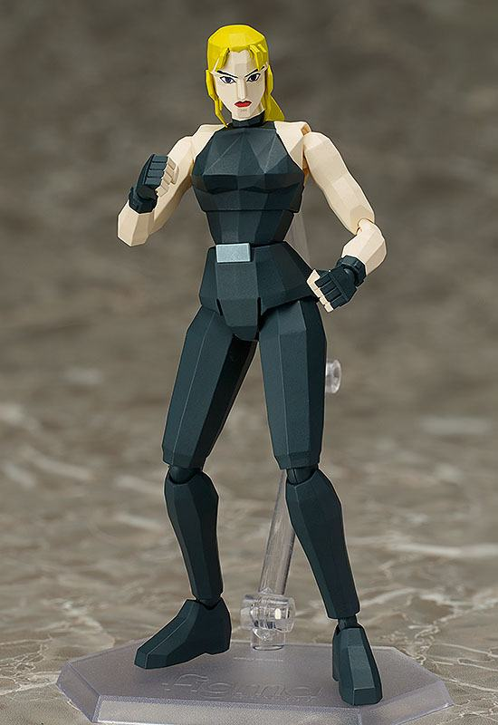 Virtua Fighter Figma Action Figure Sarah Bryant 15 cm