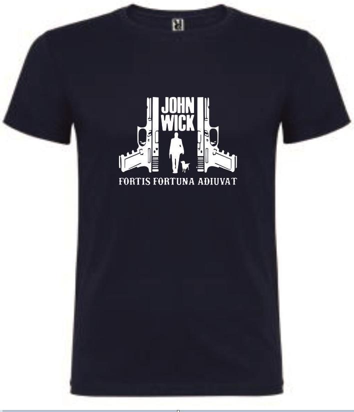T-Shirt John Wick Tamanho L