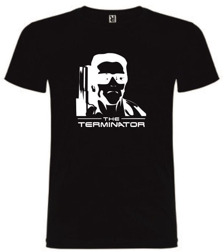 T-Shirt The Terminator Tamanho L