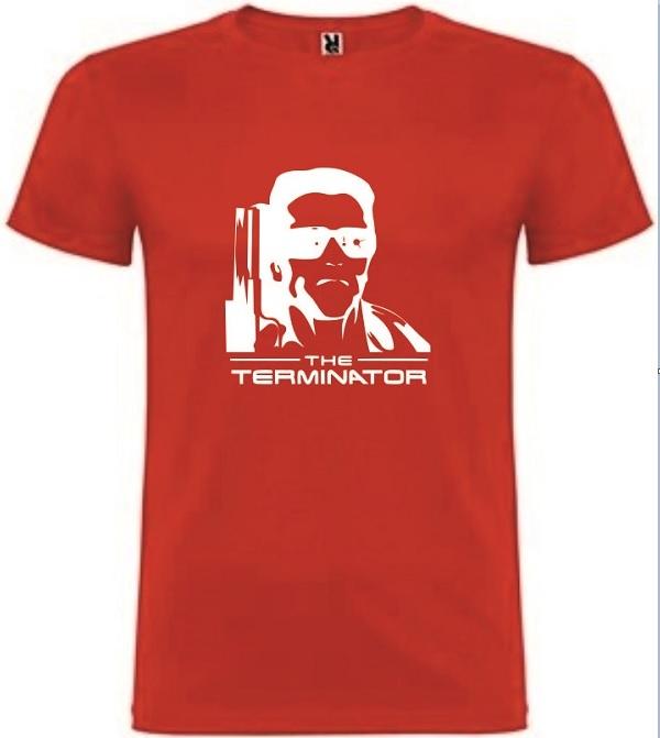 T-Shirt The Terminator Tamanho M