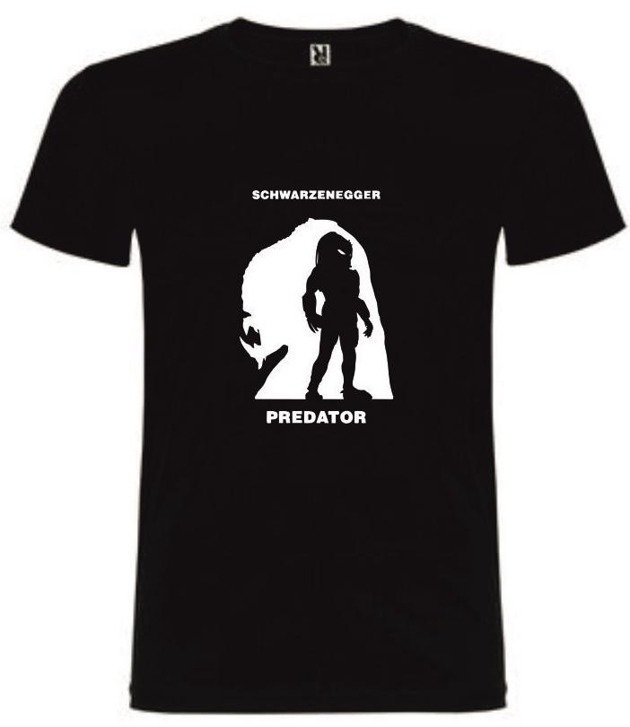 T-Shirt Predator Tamanho L