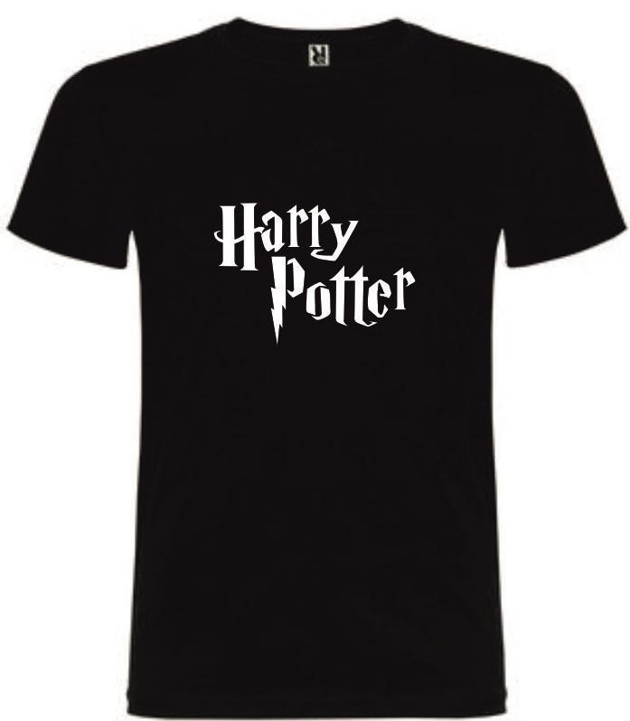 T-Shirt Harry Potter Tamanho M