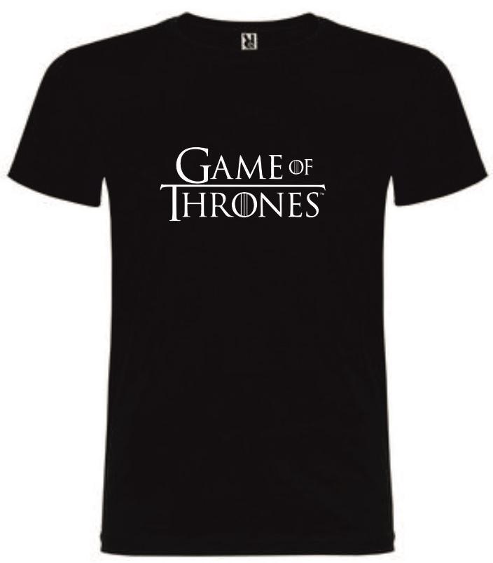 T-Shirt Game Of Thrones Tamanho M