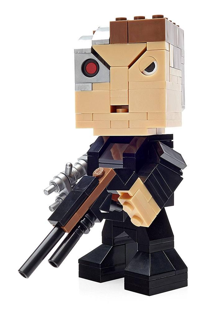 Terminator Genisys Mega Construx Kubros Construction Set T-800 Guardian