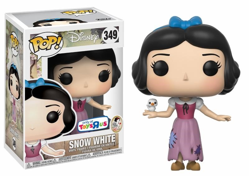 Pop! Disney: Snow White Maid Outfit Limited Edition Vinyl Figure 10 cm