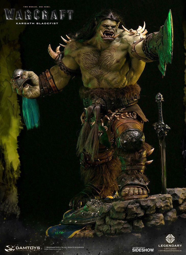 Warcraft Epic Series Premium Statue Kargath Bladefist 60 cm