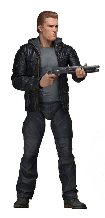 Terminator Genisys Guardian T-800 Action Figures 18 cm Series 1