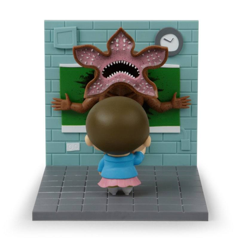 Stranger Things Diorama Eleven vs Demogorgon LC Exclusive 13 x 14 cm