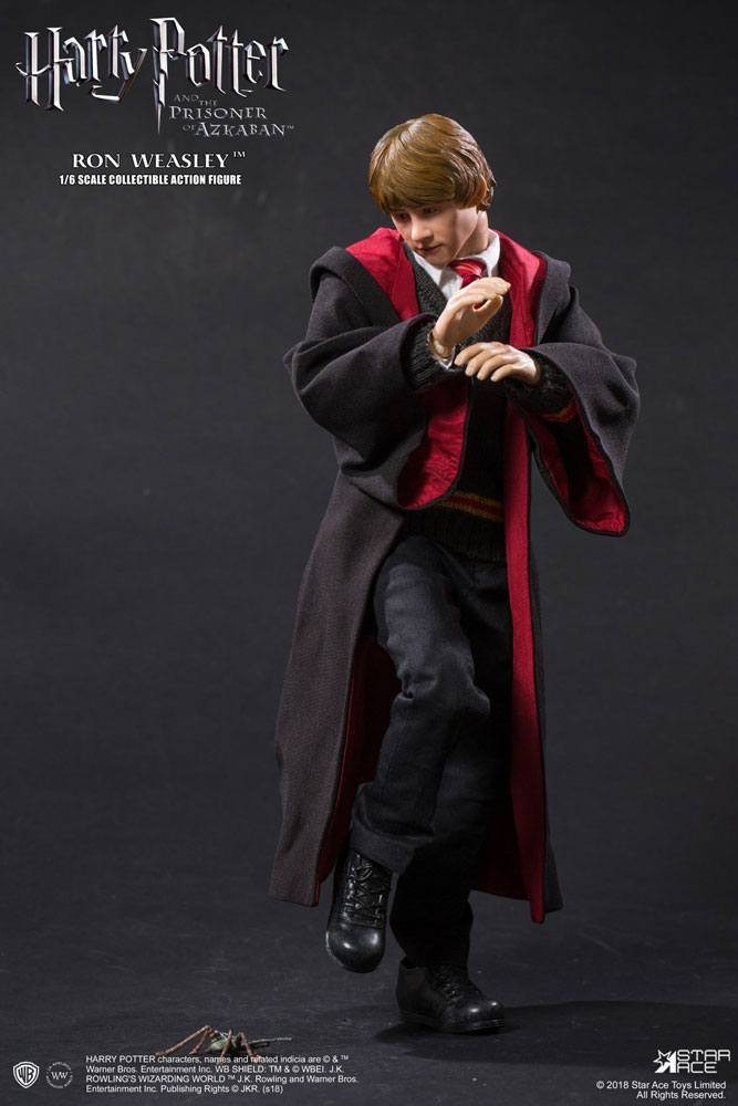 Harry Potter My Favourite Movie Action Figure 1/6 Ron Weasley 29 cm