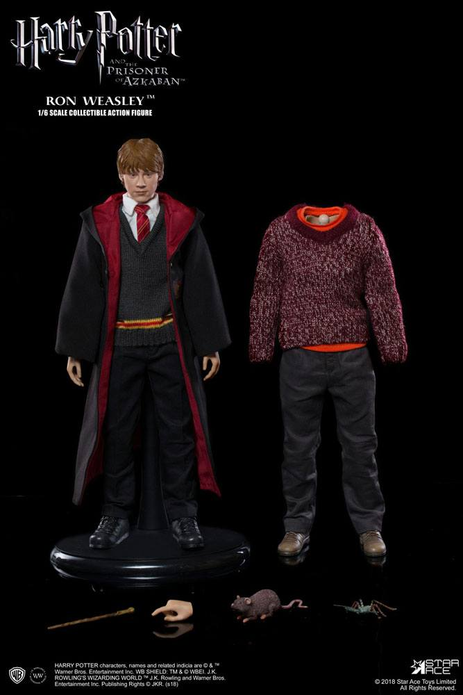 Harry Potter My Favourite Movie Action Figure 1/6 Ron Weasley Deluxe Ver.