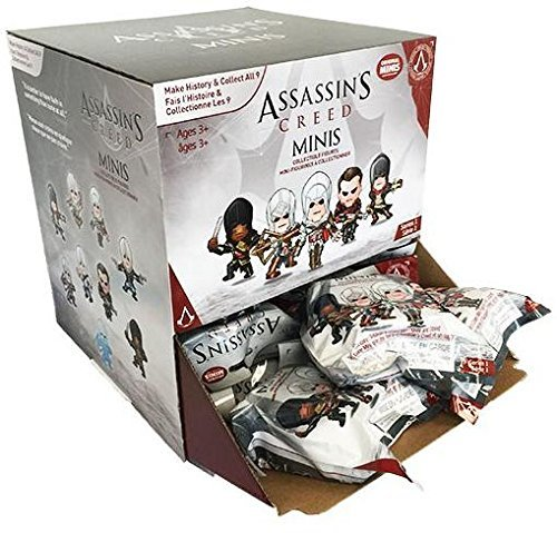 Assassin's Creed Buildable Mini Figures Mystery Bag 7 cm