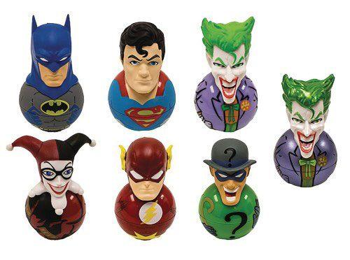 DC Comics Rockerz Mini Figures 6 cm Series 1