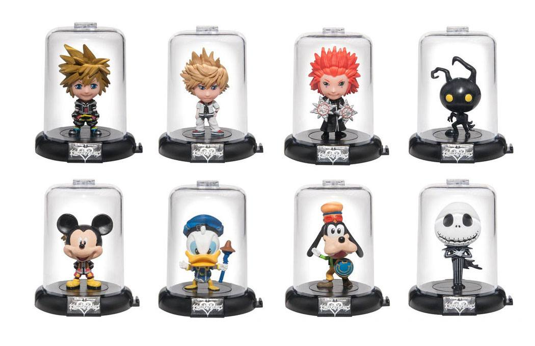 Kingdom Hearts Domez Mini Figure 7 cm Series 4