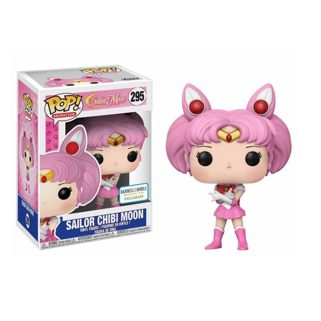 Sailor Moon POP! Animation Sailor Chibi Moon Exclusive Edition 10 cm
